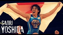 Saori Yoshida : United World Wrestling Champion - YouTube