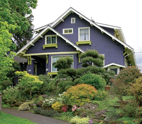 a craftsman neighborhood in portland oregon house