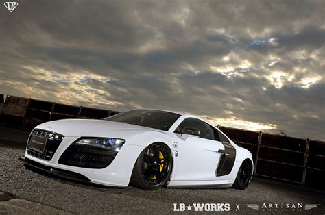 Audi R8 Tuning by Audi R8 Tuning Pictures
