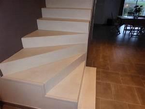 Recouvrir Escalier Béton : escalier beton interieur design escalier interieur beton ~ Premium-room.com Idées de Décoration