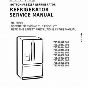 Kenmore Microwave Service Manual  U2013 Bestmicrowave