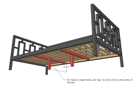 daybed woodworking plans woodshop plans