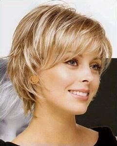 Coupe De Cheveux Pour Visage Rond Femme 50 Ans : coupe cheveux femme 50 ans visage rond cheveux coupe et ~ Melissatoandfro.com Idées de Décoration