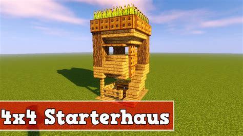 Wie Baut Moderne Häuser In Minecraft by Wie Baut Ein Kleines Haus In Minecraft Minecraft