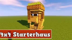 Wie Finanziert Man Ein Haus : wie baut man ein kleines haus in minecraft minecraft kleines starterhaus bauen deutsch youtube ~ Markanthonyermac.com Haus und Dekorationen