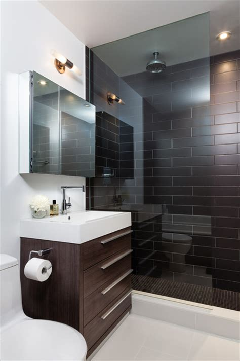 Modern Bathroom And Tiles St Marys by Loft 002 Modern Bathroom Toronto By Rad Design Inc