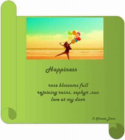 Haiku Happiness Rules Sunshine