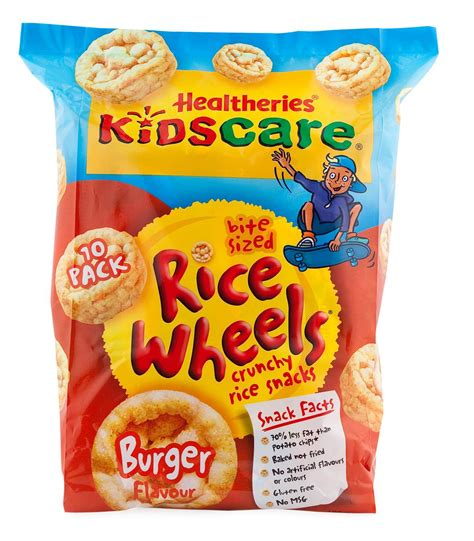vitaco health australia pty ltdhealtheries kidscare rice
