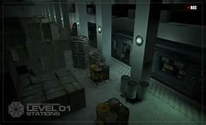 Security Camera image - Umbrella Corporation mod for Half ...