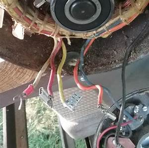 Emerson Electric Motor Wiring Help