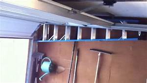 Wayne Dalton Low Overhead Garage Door Rail Kit