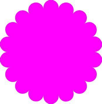 Scalloped circle free svg download Arts and crafts