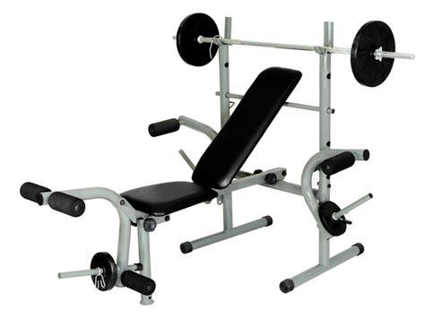 Banc De Musculation Bodytrainer Fitness