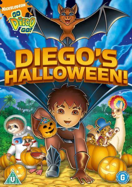 diego  diegos halloween dvd zavvi