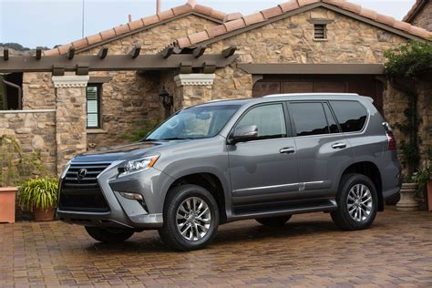 2014 Lexus Gx 460 by Lexus Announces Updated 2014 Gx 460 Lexus Enthusiast