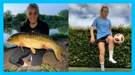 Fishing, juggling and FA Cup finals - Georgia Stanway and ...