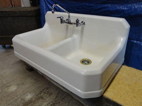 antique cast iron kitchen sink faucets antique cast iron kitchen sinks