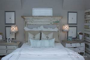 Farmhouse Guest Bedroom Take 2 House Of Hargrove