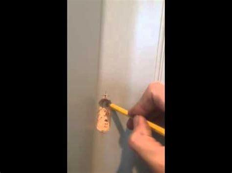 ives  pocket door bolt installation youtube