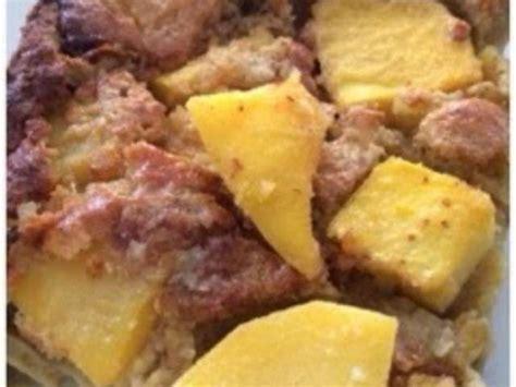 recette avec un siphon de cuisine recettes de gingembre et mangue 3
