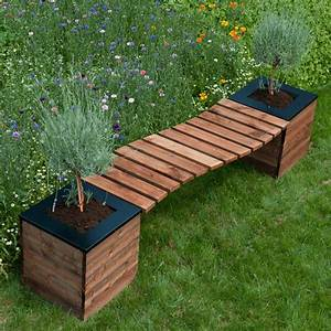 fabriquer un banc en bois de jardin mzaolcom With fabriquer un banc de jardin en bois