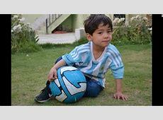 Lionel Messi meets 'plastic shirt' boy Murtaza Ahmadi CNN