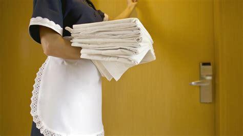emploi femme de chambre à femme de chambre un métier qui recrute