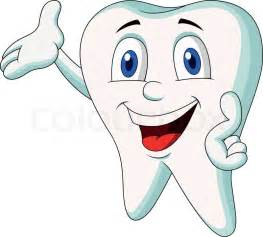 Cute Cartoon Teeth