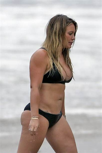 Duff Hilary Bikini Beach Malibu Gotceleb Celebmafia
