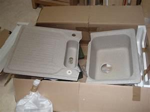 Evier Resine Ou Granit : casse evier granit blanco forum plomberie sanitaires syst me d ~ Melissatoandfro.com Idées de Décoration