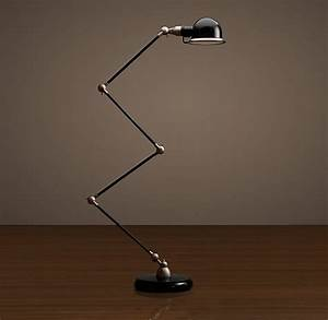234 best images about mcm mod lighting on pinterest With atelier task floor lamp bronze