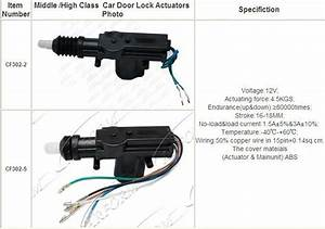 27 5 Wire Door Lock Actuator Wiring Diagram