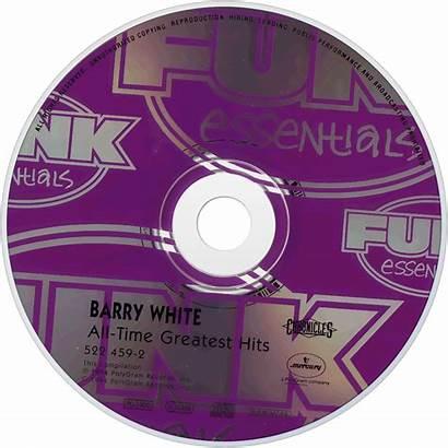 Barry Greatest Hits Fanart Tv Album Cd