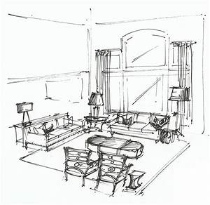 The 20 best images about Interior Sketches: Floor Plans ...