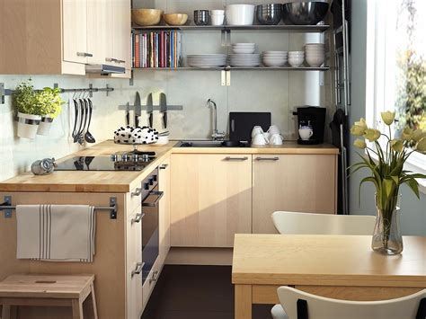 Furniture For Small Kitchens by Small Ikea Kitchen For The Home Ikea Kitchen Ikea