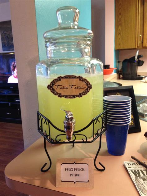 harry potter theme party party planner pinterest