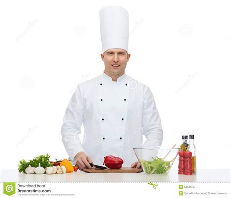 chef cuisine pic chef cook cooking food stock image image