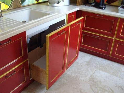 plan de travail cuisine bois cuisine moderne en bois