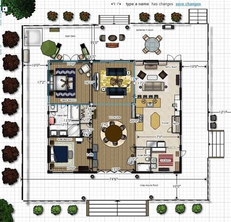 luxury small dog trot house plans  home plans design