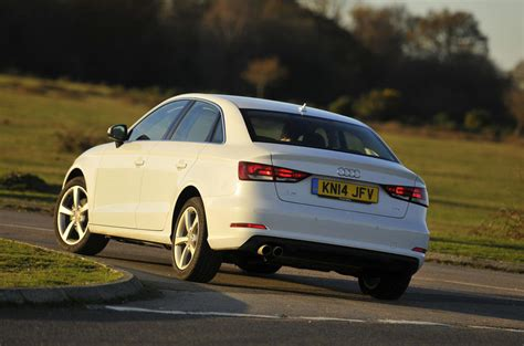 Audi A3 Saloon Review (2018) Autocar