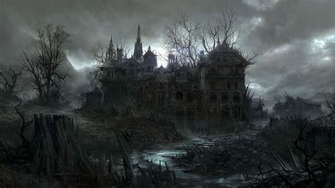 Spooky Wallpaper For by Scary Desktop Wallpaper 183 Wallpapertag