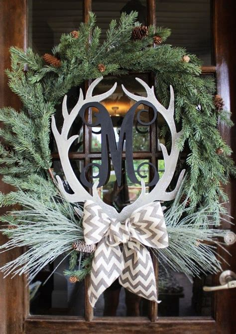 diy ideas    winter wreath pretty designs