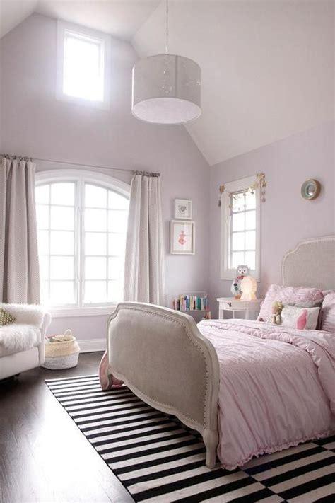 bedroom with pink walls light pink girl s bedroom features a light pink walls 14476 | c0aa9124eab29b80d1379e258d35e68e