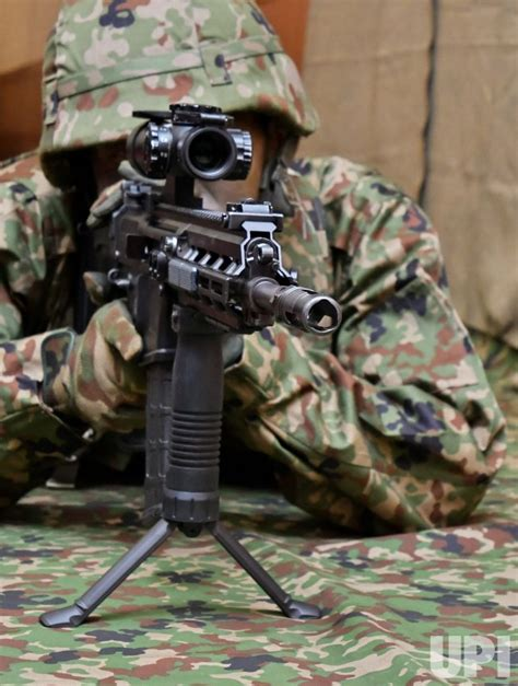 japans ground  defense force updates assault rifle