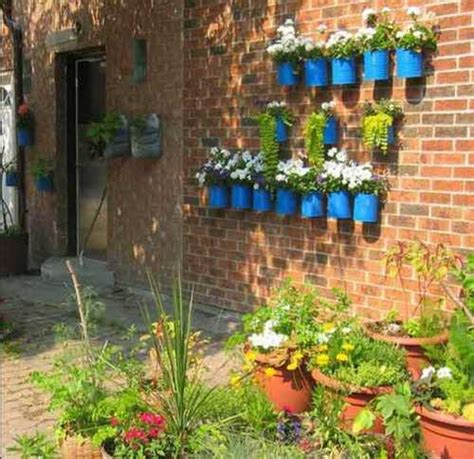 how to decorate garden brick wall 5 ideas to it superb home improvement day