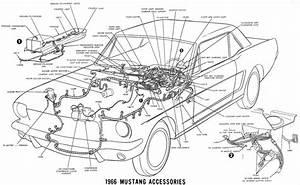 2008 Ford Mustang Parts Diagram