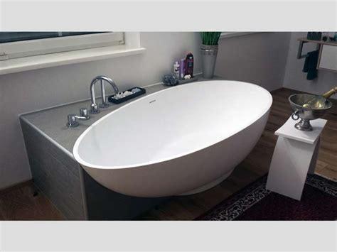 Freistehende Badewanne Die Moderne Badeinrichtung by Freistehende Badewanne Cione Aus Mineralguss Wei 223