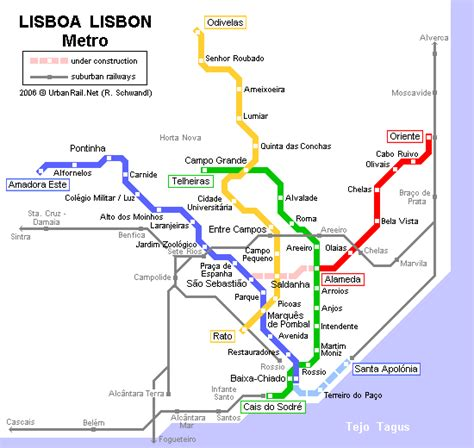 chambres d hotes lisbonne centre lisbonne carte du métro carte détaillée du