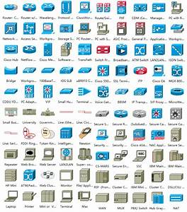 Cisco Visio Stencils Alternatives  Great Assistants In Doing Network Projects