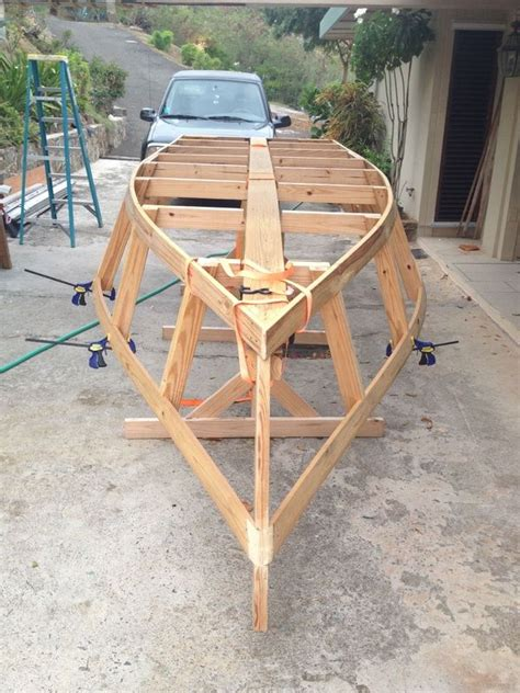 Small Boat Building Plans by 25 Best Ideas About Boat Building On Pinterest Wooden
